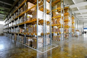 Industry Standards Flexible Pallet Racking